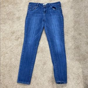Mid Rise Skinniest Jeans   Size 28